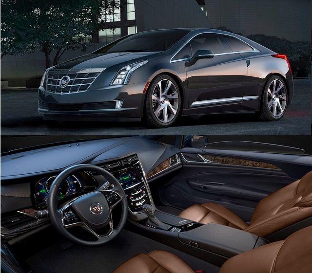 Cadillac ELR: Chevy Volt Based Electric/Hybrid Sports Car