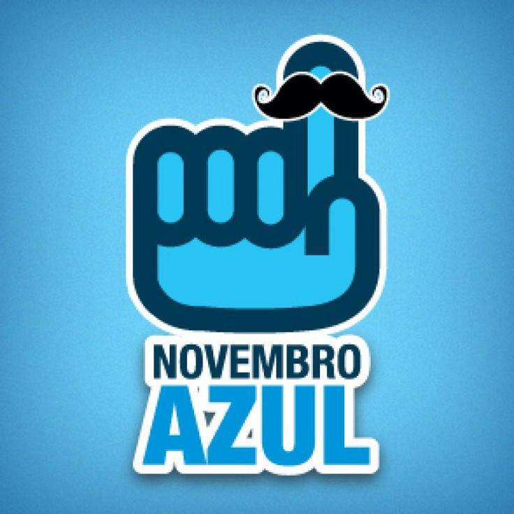 Novembro Azul conscientiza homens  para prevenção do câncer de próstata                                                                                                                                                                                 Mais