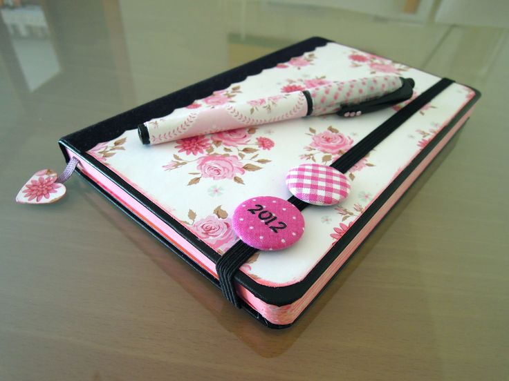 1000 ideas about como decorar libretas on pinterest como decorar los cuadernos como decorar - Como decorar una agenda ...