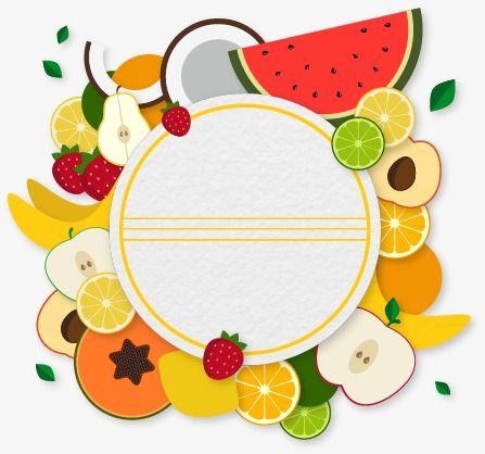 Las etiquetas de la fruta, Frutas, Etiqueta, Color PNG y Vector