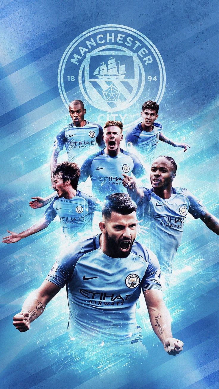 Come on city.