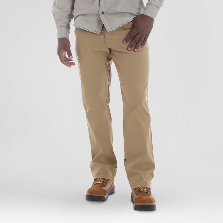 Wrangler Men's Outdoor Baxter Pants - Fawn 38x30