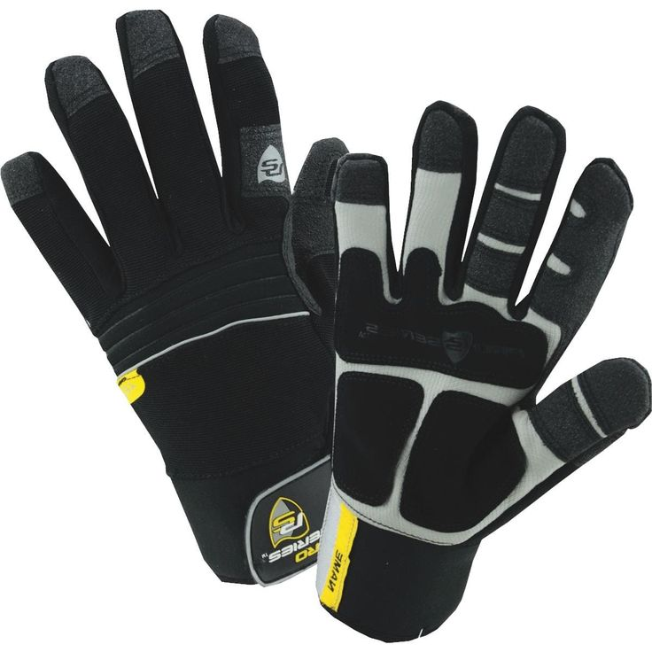 West Chester Xl Syn Lthr Winter Glove