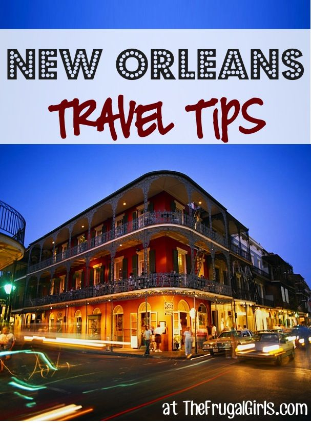 38 Fun Things to See and Do in New Orleans! #travel