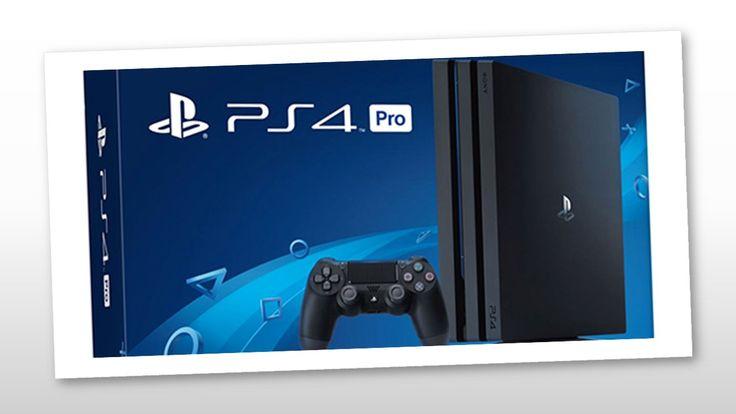 #PS4_PRO 1TB Negra Los juegos de PS4 se llenan de vida con gráficos intensamente nítidos, colores increíblemente llamativos y un rendimiento más estable y fluido. Es posible jugar cada juego de PS4 en PS4 Pro a un mínimo de 1080p. Algunos incluyen funciones para PS4 Pro mientras que otros reciben una mejora de rendimiento y gráficos. Si quieres juegos que aprovechen al máximo la consola más potente del mundo, busca el sello PS4 Pro Enhanced. 123comprarvideojuegos.es. Tienda Online de…