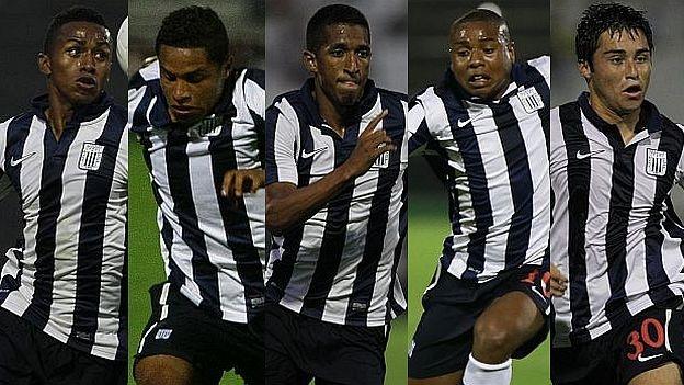 #AlianzaLima espera ganar 7 millones de dólares con la venta de 5 jugadores. #Depor