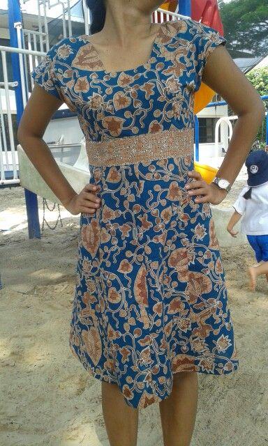 Madura Batik Dress