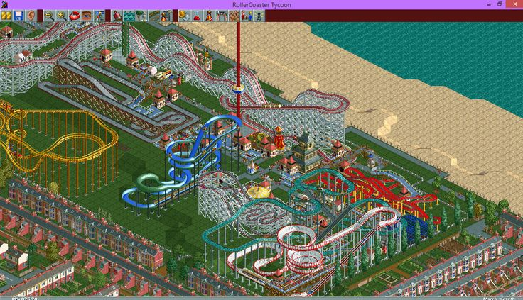 how to play roller coaster tycoon 3 without the cd