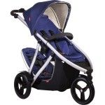 Phil and Teds Vibe 3 Tandem Pram   Double Kit cobalt blue - Collection 2015
