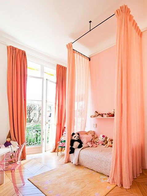 30 Colorful Girls Bedroom Design Ideas You Must Like Part 98