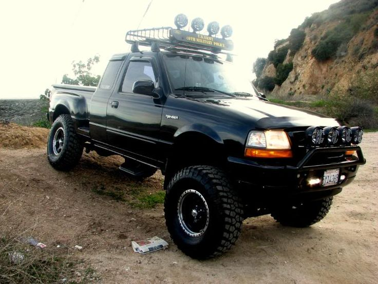 Lifted Ford Ranger | Let's see those lifted rangers! - Page 13 - Ford Ranger Forum