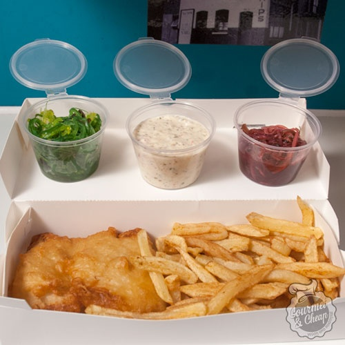 Fish+chips/Χαλάνδρι!