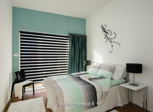 22 Villa Lumous - Makuuhuone 2 | Asuntomessut