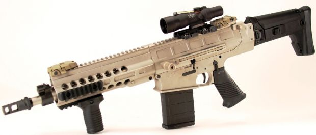 Check Out the Paratus .308 Clandestine Breakdown Special Ops Rifle — Available to Civilians, Too