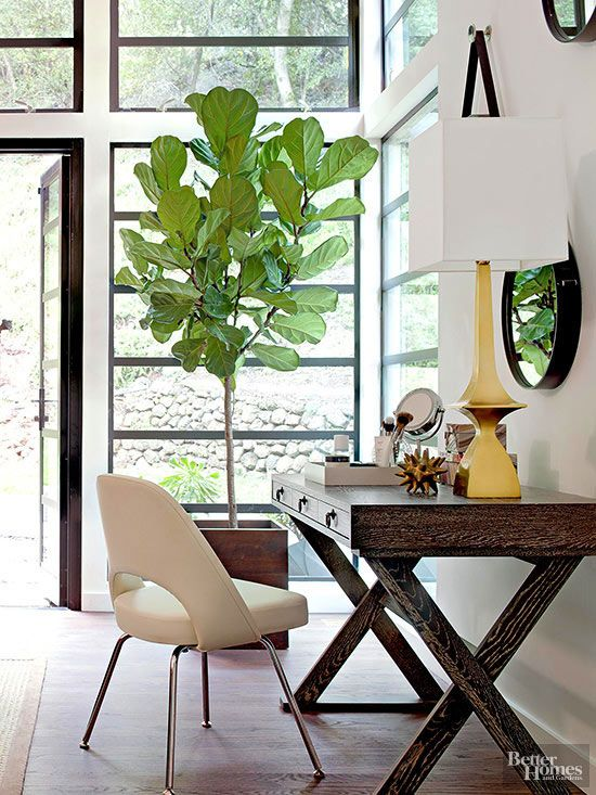 Go with the grain on this trend and embrace the natural look of wood. The design is popping up on everything from furniture to accessories, and sometimes the look is au naturel, and other times it leans more stylized, think faux bois. Bonus if the item has a textured grain, not just the design./