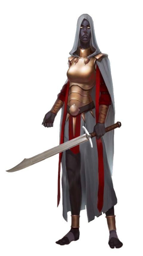 Female Shadow Giant wi...