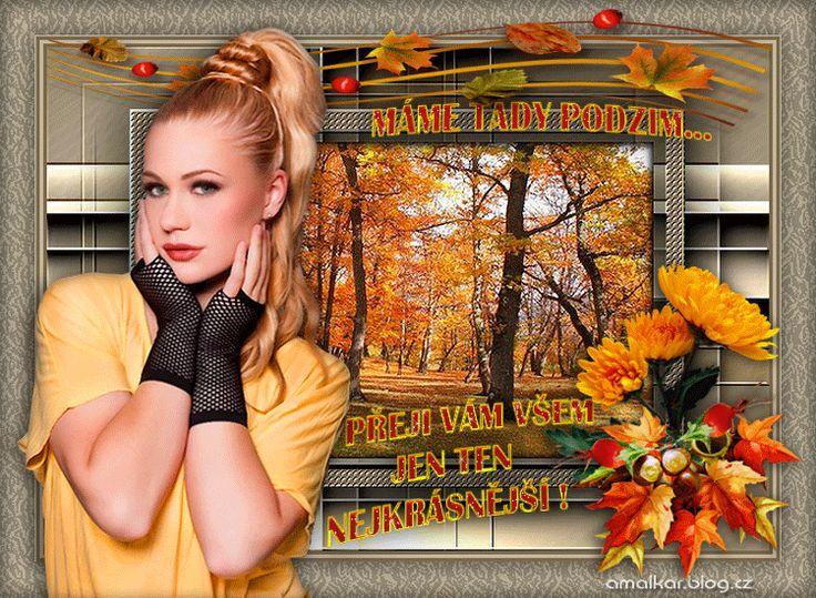 Jeseň hýri farbami :)
