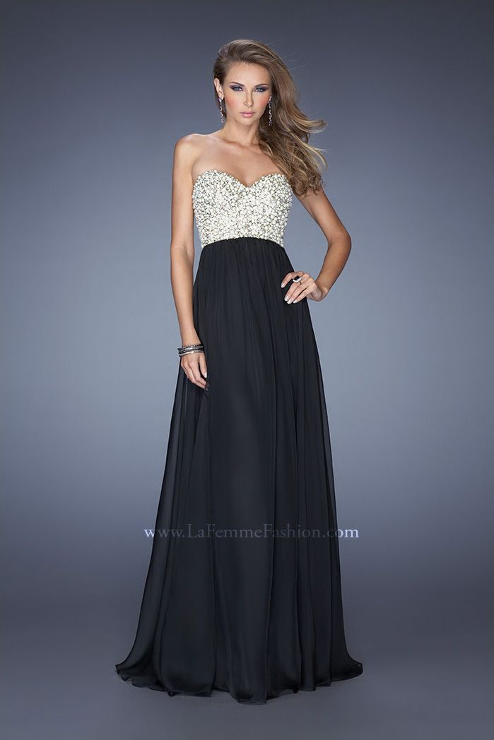 La femme dress style 168022g