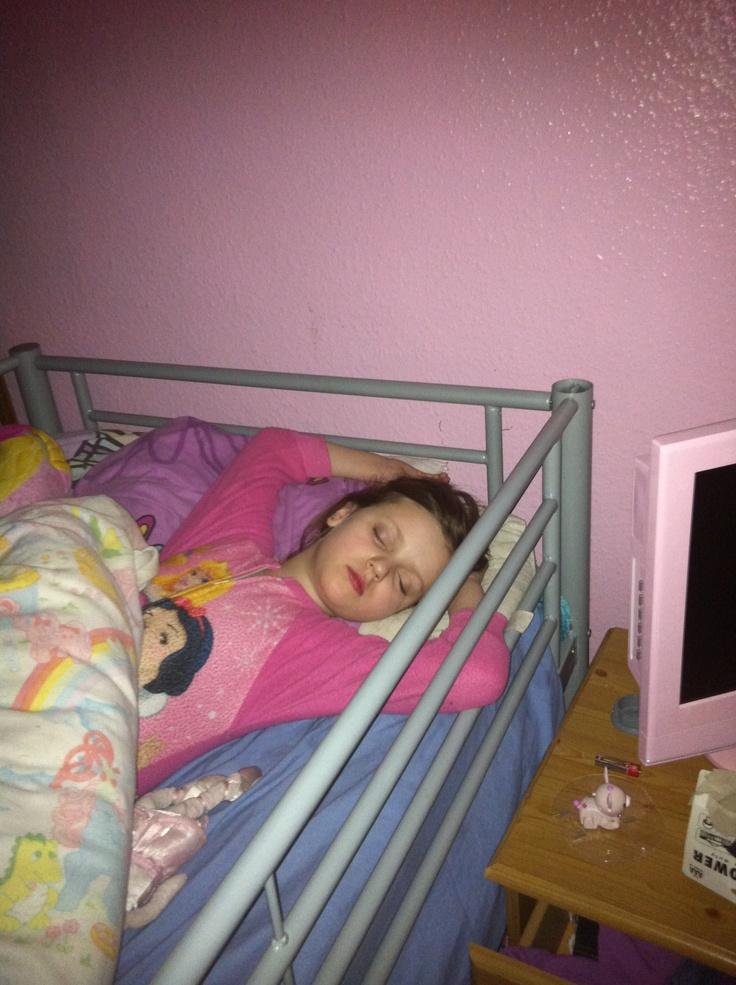 sleeping shannan
