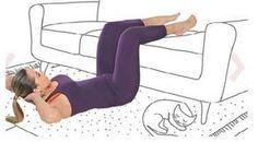 10 exercícios que podem ser feitos em casa