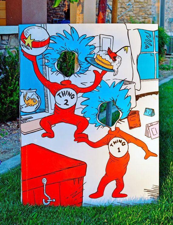 Pin By Linda Mccall On Dr Seuss Photo Cutout Dr Seuss Costumes