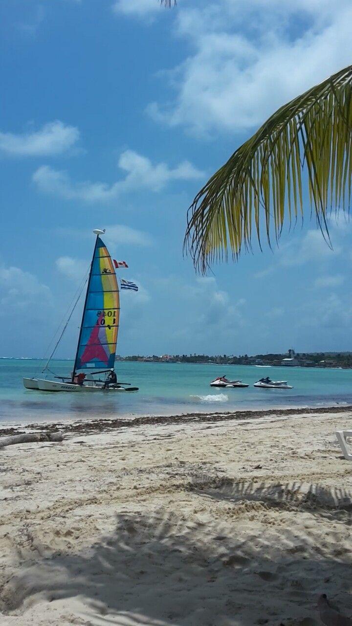 So sieht das #Paradies aus 😍 #Kolumbien #Karibik #SanAndres