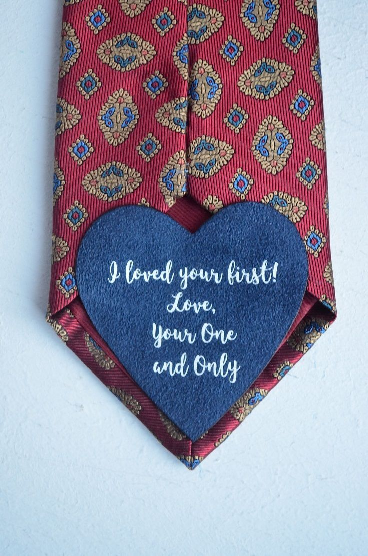 I Loved You First Dad Wedding Tie Patch Fatherofthebride Weddingtrends Dresslabel Weddinginspiration Customwedding Weddings