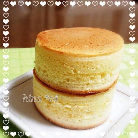 コツはマヨネーズだった!夢の分厚いパンケーキはお家で作れた!