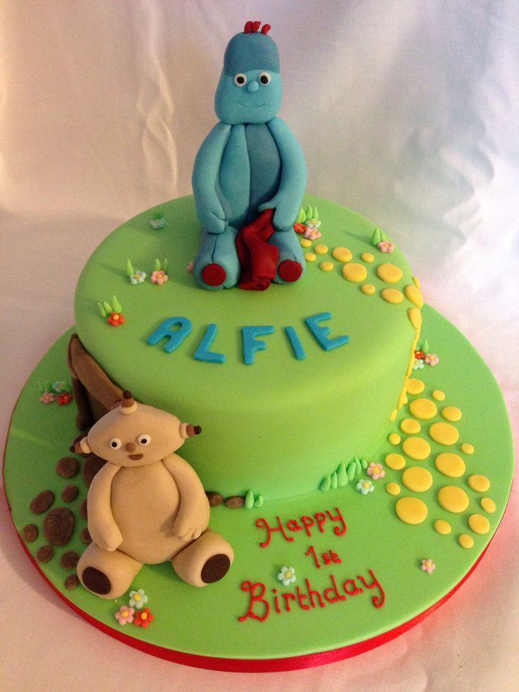 Birthday Cake Night