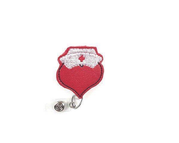 Nursing Badge Reel Cute Badge Reel Retractable Badge Reel Id