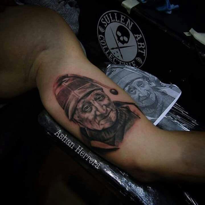 Realismo Tatuador Ashan Sucursal Roma Whatsapp 5536602957