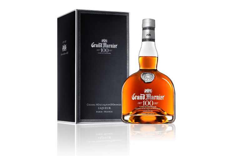 Grand Marnier Cuvée du Centenaire 100th | 5 Luxury Holiday Gift Ideas
