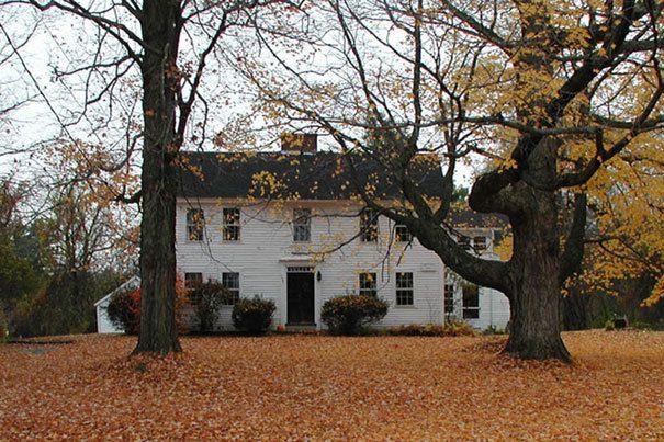 Dudley Casa Endereço : Morada extinto, Dark Forest Rd entrada. Cidade : Dudleytown, Connecticut