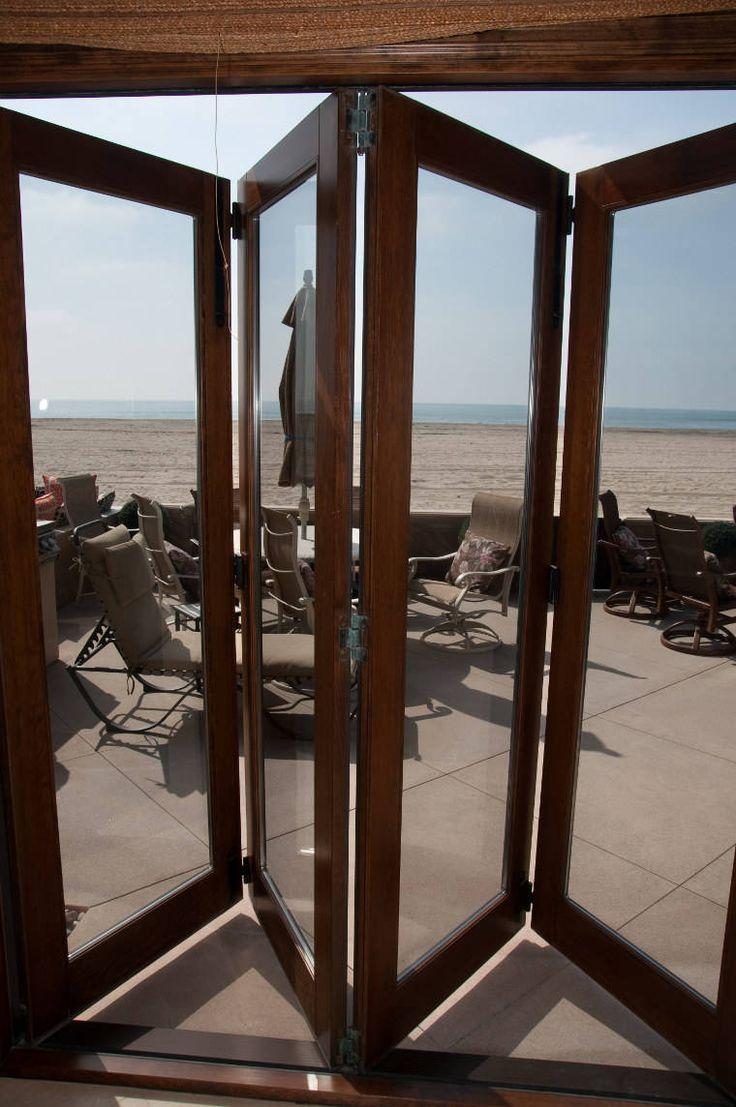 wood and glass folding doors for lanai | Lanai Doors Image Gallery & 8 best Lanai Doors images on Pinterest | Home ideas Bi fold doors ...