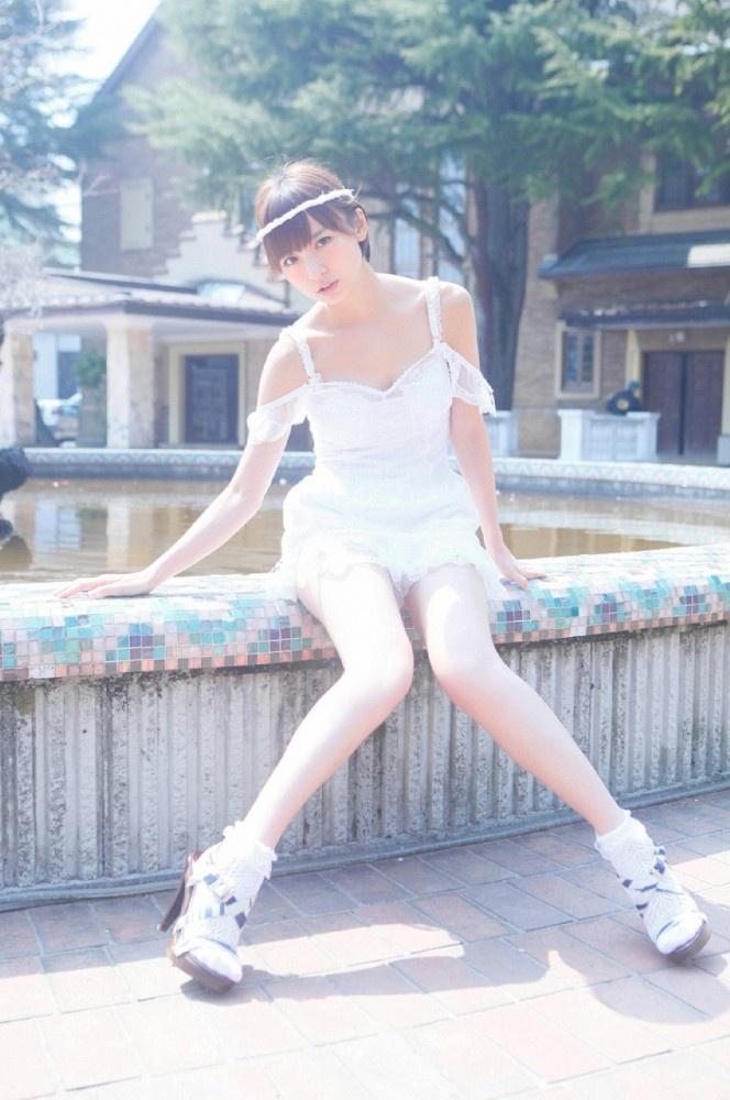 shinoda_mariko dress headband socks vyj_110