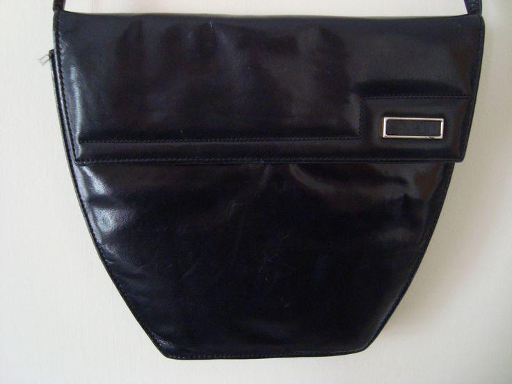 80s Bally Handbag by chelseagalvintage on Etsy