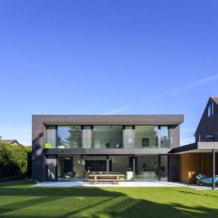Marvelous Architectenburo Bart Coenen Te Antwerpen // Architect Van Moderne Woningen