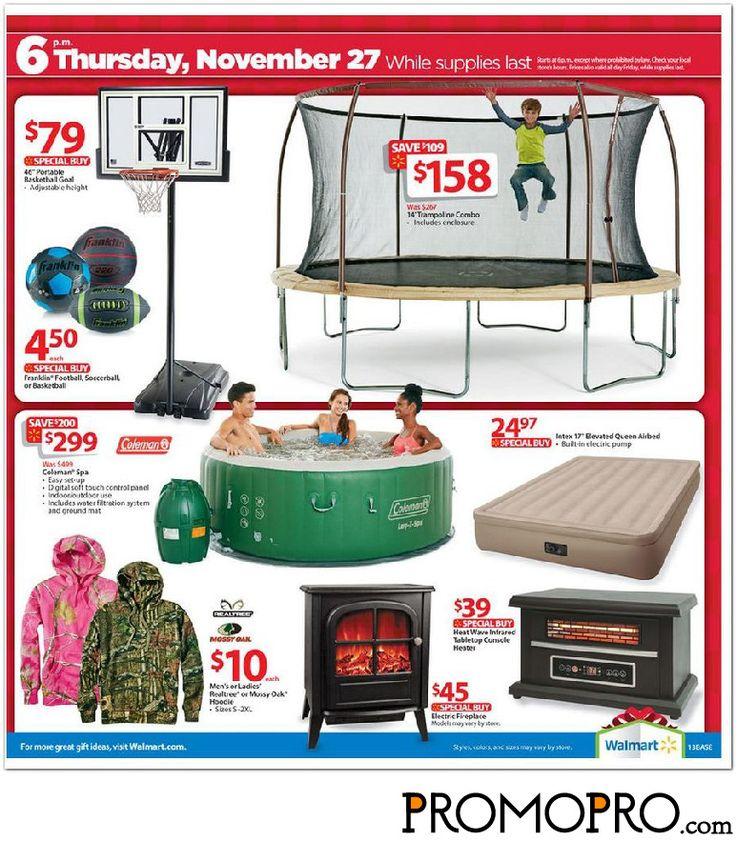 22 Best Images About Walmart Black Friday Ad Scan 2014 On