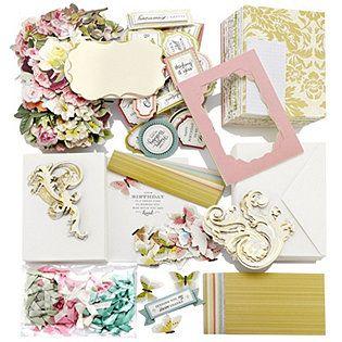 Marvelous Anna Griffin Garden Window Cardmaking Kit