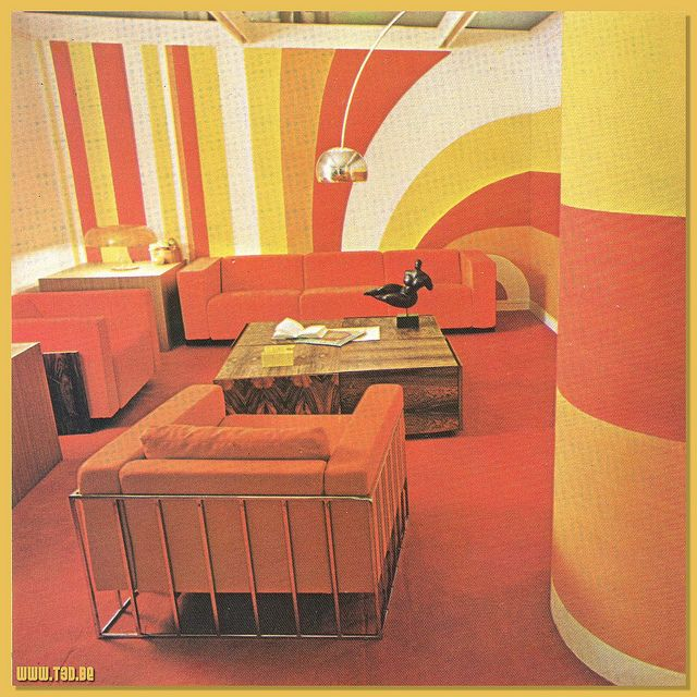 Sixties Interior