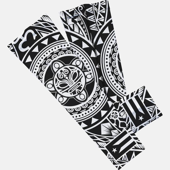 Oceanic puerto rico arm sleeve arm sleeve tattoos