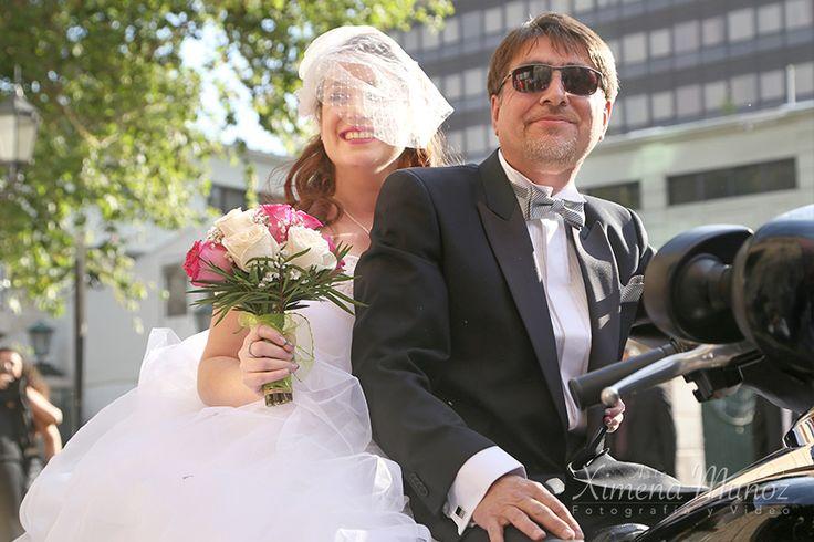 Moto Matrimonio / Wedding Motorcycle Ideas Matrimonio / Wedding ideas