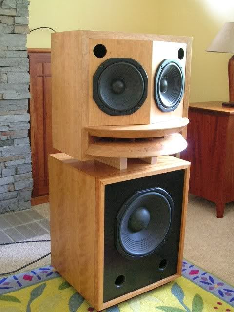 links to webpages with pictures and descriptions of Audio Systems with hornspeakers - Page 28 - Audio Voice Acoustics