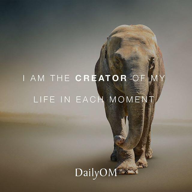 #DailyOM #affirmations #quotes #creator