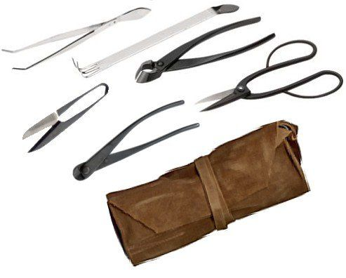 Bonsai Tool Kit Intermediate Small 7 Piece -- Read more reviews of the product by visiting the link on the image.