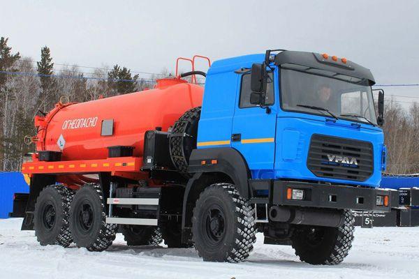 Ural clean sewers  (RU)