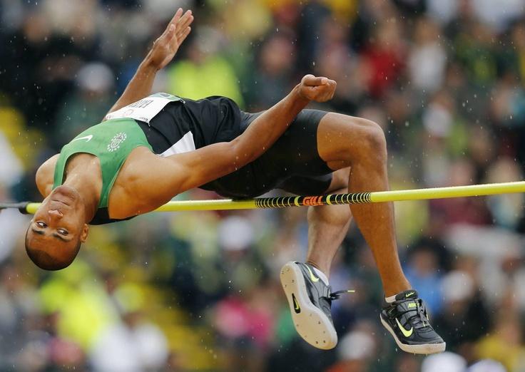 Ashton Eaton, el deportista definitivo