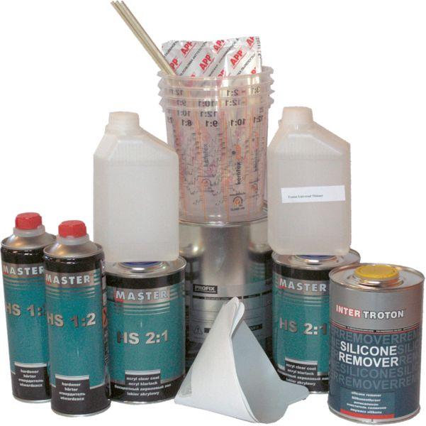 Profix Aqualine metallic/pearl Lackpaket