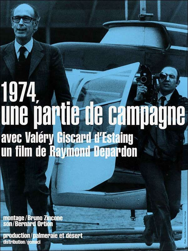 1974 une partie de campagne. 1974 Raymond Depardon