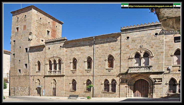 Palacio de los Zuñiga Plasencia | EXTREMADURA: España.PLASENCIA II